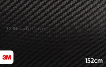 3M 1080 CFS12 Carbon Fiber Black wrapfolie