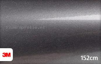 3M 1080 G201 Gloss Anthracite wrapfolie