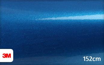 3M 1080 G227 Gloss Blue Metallic wrapfolie