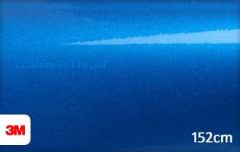 3M 1080 G337 Gloss Blue Fire wrapfolie