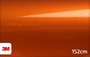 3M 1080 G344 Gloss Liquid Copper wrapfolie