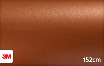 3M 1080 M229 Matte Copper Metallic wrapfolie