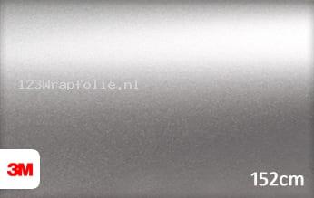3M 1080 S120 Satin White Aluminium wrapfolie
