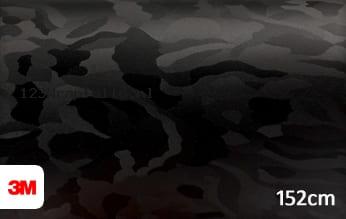 3M 1080 SB12 Shadow Black wrapfolie