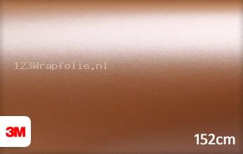 3M 1080 SP59 Satin Caramel Luster wrapfolie
