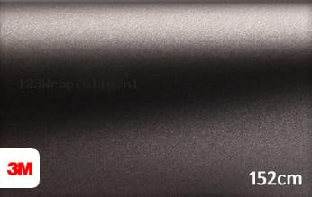 3M 1380 M221 Matte Charcoal Metallic wrapfolie