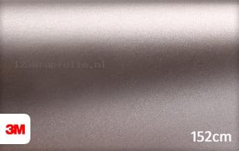 3M 1380 M230 Matte Grey Metallic wrapfolie