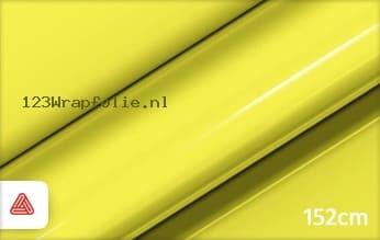 Avery SWF Ambulance Yellow Gloss wrapfolie