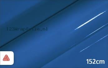 Avery SWF Blue Gloss wrapfolie
