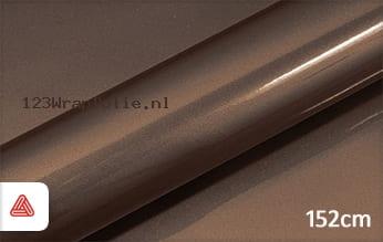 Avery SWF Brown Gloss Metallic wrapfolie