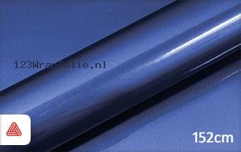 Avery SWF Dark Blue Gloss Metallic wrapfolie