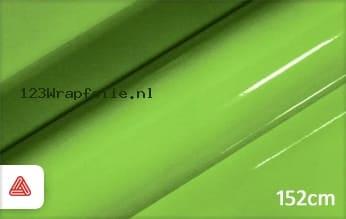 Avery SWF Grass Green Gloss wrapfolie