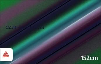 Avery SWF Lightning Ridge Purple Green Satin Colorflow wrapfolie
