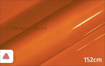 Avery SWF Orange Gloss wrapfolie