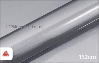 Avery SWF Silver Gloss Metallic wrapfolie