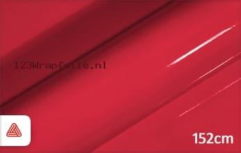 Avery SWF Soft Red Gloss wrapfolie