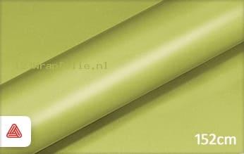 Avery SWF Yellow Green Matte Metallic wrapfolie