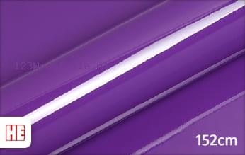 Hexis HX20008B Plum Violet Gloss wrapfolie