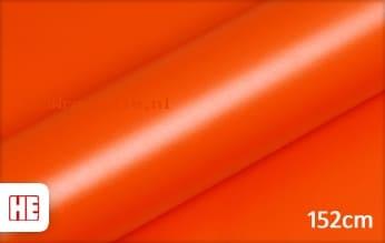 Hexis HX20165M Mandarin Red Matt wrapfolie
