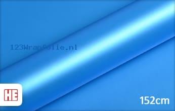 Hexis HX20219S Ara Blue Metallic Satin wrapfolie