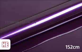 Hexis HX20352B Elderberry Purple Gloss wrapfolie