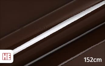 Hexis HX20476B Brown Gloss wrapfolie