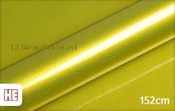 Hexis HX20558B Yellow Metallic Gloss wrapfolie