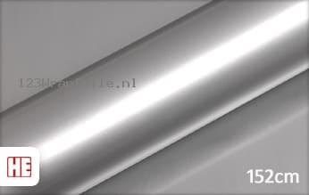 Hexis HX20877B Silver Gloss wrapfolie