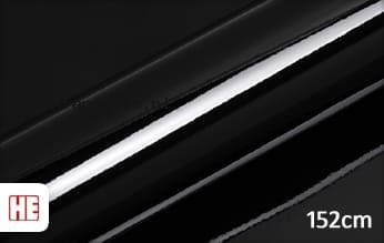 Hexis HX20890B Deep Black Gloss wrapfolie
