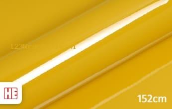 Hexis HX20JMIB Honey Yellow Gloss wrapfolie