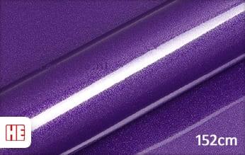 Hexis HX20VBYB Byzantine Violet Gloss wrapfolie