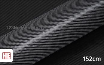 Hexis HX30CA890B Black Carbon Gloss wrapfolie
