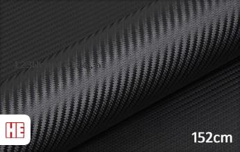 Hexis HX30CANCOB Raven Black Carbon Gloss wrapfolie