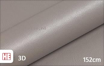 Hexis HX30PGGTAB Grain Leather Taupe Grey Gloss wrapfolie