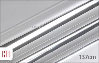 Hexis HX30SCH01B Super Chrome Silver Gloss wrapfolie