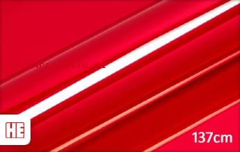 Hexis HX30SCH02B Super Chrome Red Gloss wrapfolie