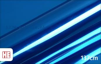 Hexis HX30SCH05B Super Chrome Blue Gloss wrapfolie