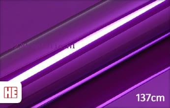 Hexis HX30SCH06B Super Chrome Purple Gloss wrapfolie