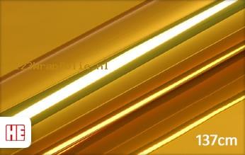 Hexis HX30SCH07B Super Chrome Gold Gloss wrapfolie