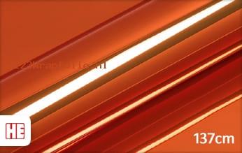 Hexis HX30SCH08B Super Chrome Orange Gloss wrapfolie