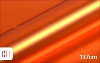 Hexis HX30SCH08SB Super Chrome Orange Satin wrapfolie