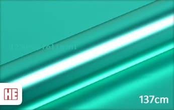 Hexis HX30SCH09S Super Chrome Turquoise Satin wrapfolie