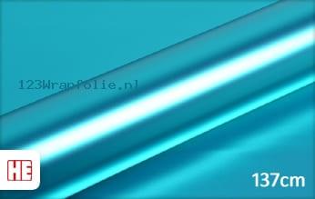 Hexis HX30SCH11S Super Chrome Blue Satin wrapfolie