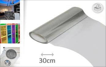 Transparant wrapfolie