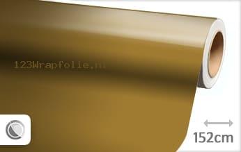 Glans goud wrapfolie