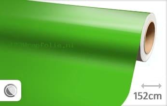 Glans groen wrapfolie