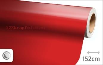 Glans rood wrapfolie
