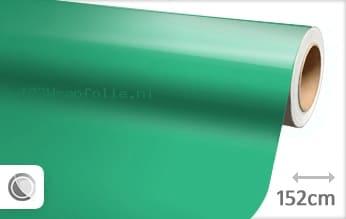 Glans turquoise wrapfolie