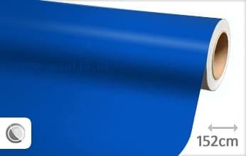 Mat blauw wrapfolie