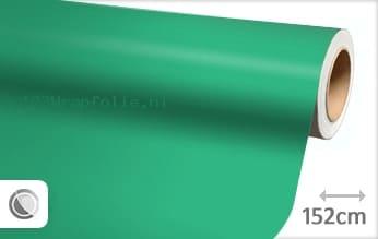 Mat turquoise wrapfolie